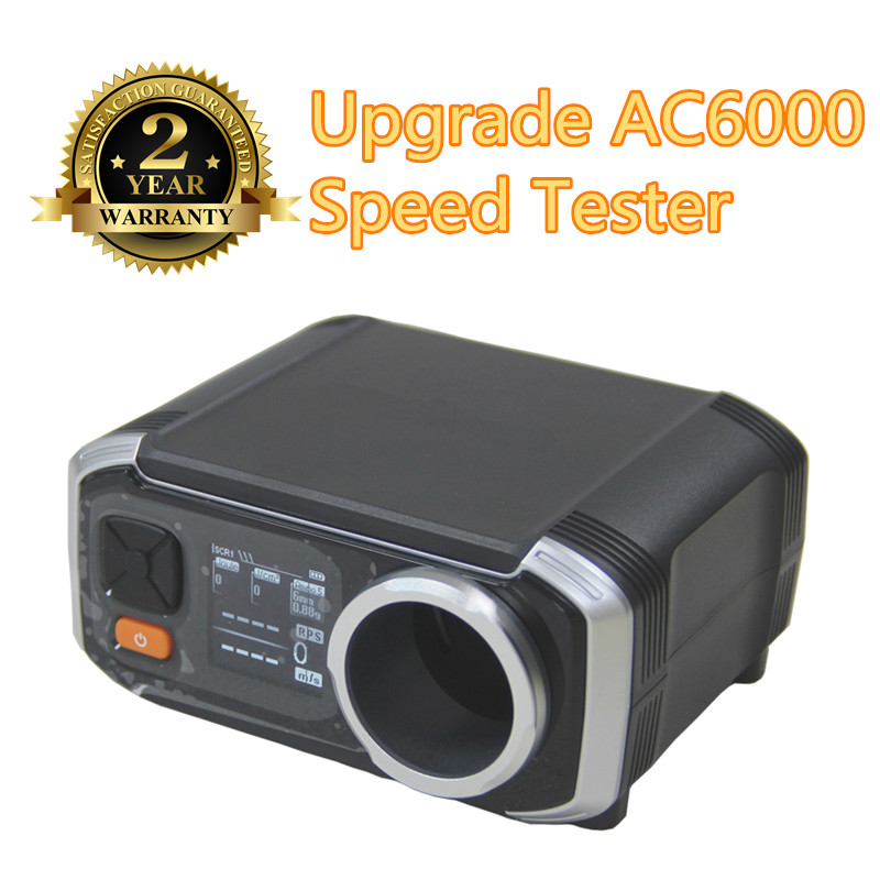 AC6000 Better Than X3200 Chronograph Shooting Airsoft BB Speed Tester for Tactical Hunting Accessories RL7-0003 element tactical military e1000 riflescope hunting shooting chronograph foldable lcd airsoft chronograph ex 236 foe wargame bk