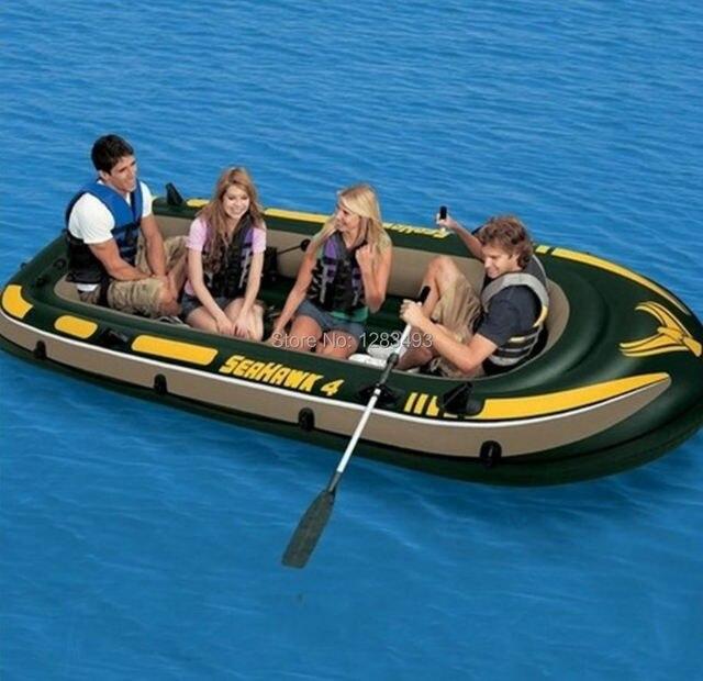 bateau de peche pneumatique seahawk 3