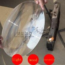 Линза Френеля: диаметр 300 F260mm, сценический свет линза Френеля, PMMA(акрил) материал