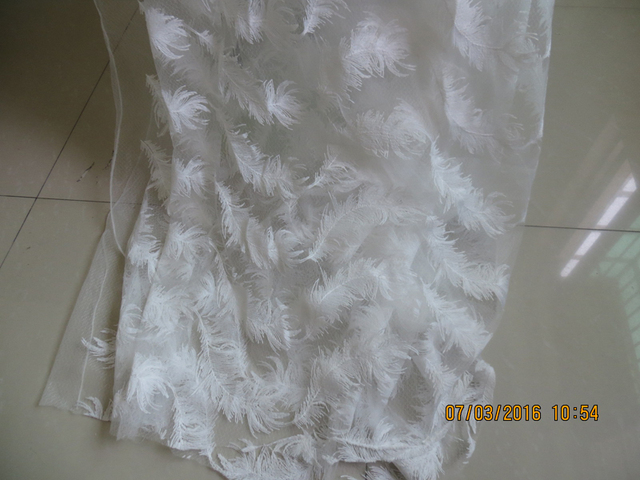 Whole Sewing Supplies Wedding Dress Lace Fabric African Cord Dentelle