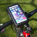 "5.5"" Dedicated Bicycle Motocycle Bike Phone Holder Waterproof Bag Case Handlebar Mount for Iphone 6 6s plus 5.5 inch"