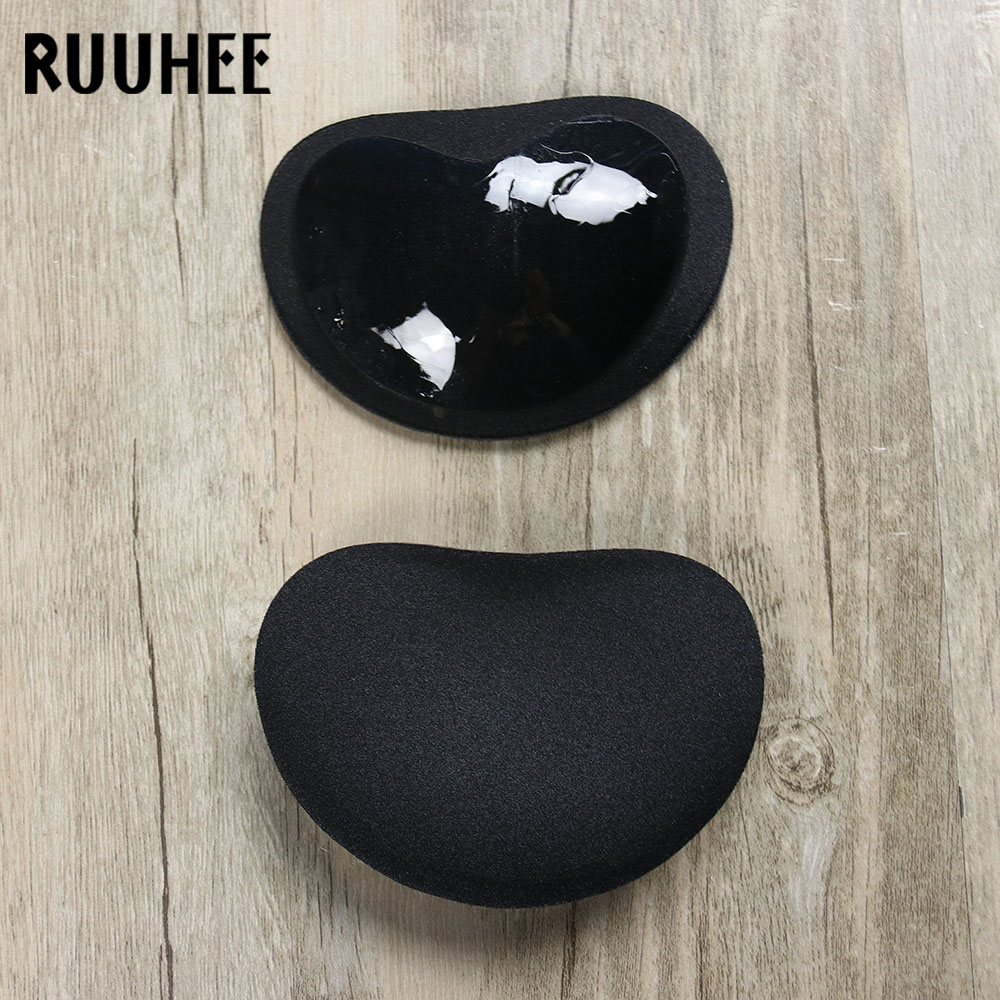 RUUHEE Sexy Bikini Push Up Padded Swimsuit Bikini Small Bust Thick Breathable Sponge Bra Pad Breathable RUUHEE Sexy Bikini Push Up Padded Swimsuit Bikini Small Bust Thick Breathable Sponge Bra Pad Breathable Invisible Paste Padding