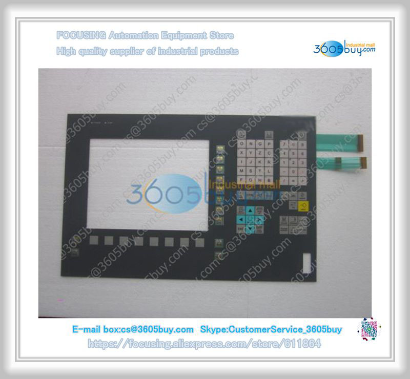 New 6FC5203-0AF04-0AA0 OP010S keysters mask switch membrane switch 6fc5247 caa11 1aa3 keysters mask operation panel