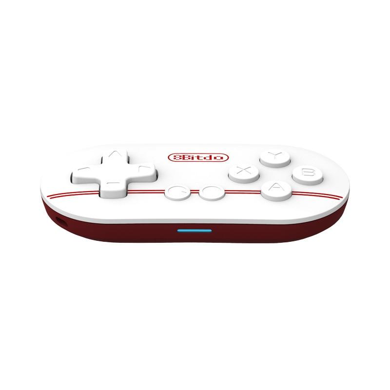 Haoba Mini Bluetooth V2.1 геймпад 8bitdo zero контроллер Джойстик селфи с пульт дистанционного спуска затвора для игры для Android IOS окно Mac OS
