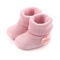 New Hot Sell Baby Shoes Autumn Winter Crib Pram Bebe Kids Newborn Infant Toddler Super Keep