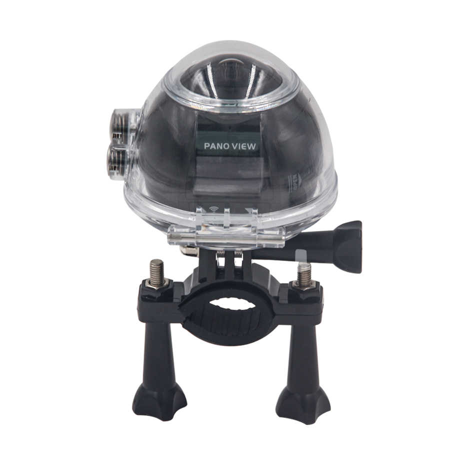 360 действие Камера Wi-Fi мини 2448*2448 Ultra HD Mini панорама Камера камера ВР 360 ° для спортивного вождения для oppo xiaomi