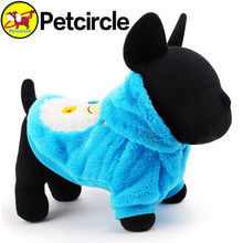 petcircle new arrivals pet dog clothes sheep warm dog winter coats size XXS-L dog hoodies coats for chihuahua freeshipping
