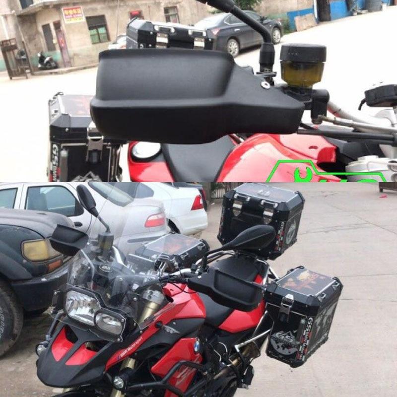 Pour BMW F700GS F800GS ADV F700 F800 GS Moto Accessoires Main Garde De Frein D'embrayage Protecteur Vent Bouclier Handguard
