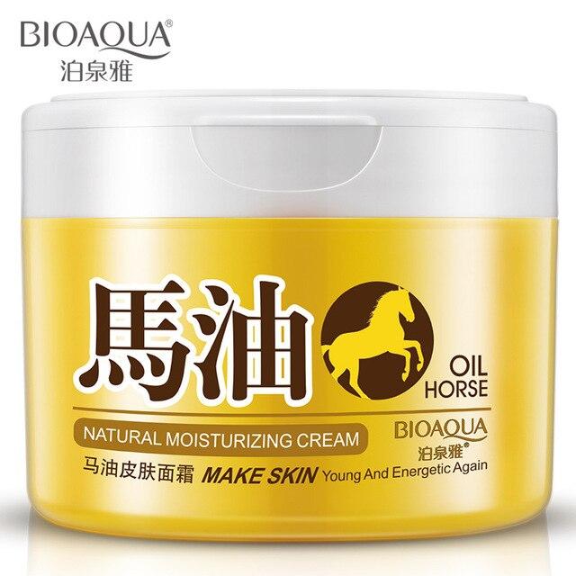 2016 sale time-limited face mizon ageless horse oil cream ointment control moisture skin repair genuine shrink pores