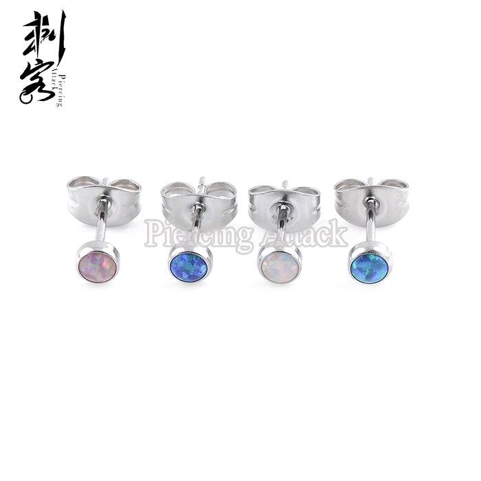11 Pairslot Baby Earrings Set Random Mixed Surgical Steel Earring