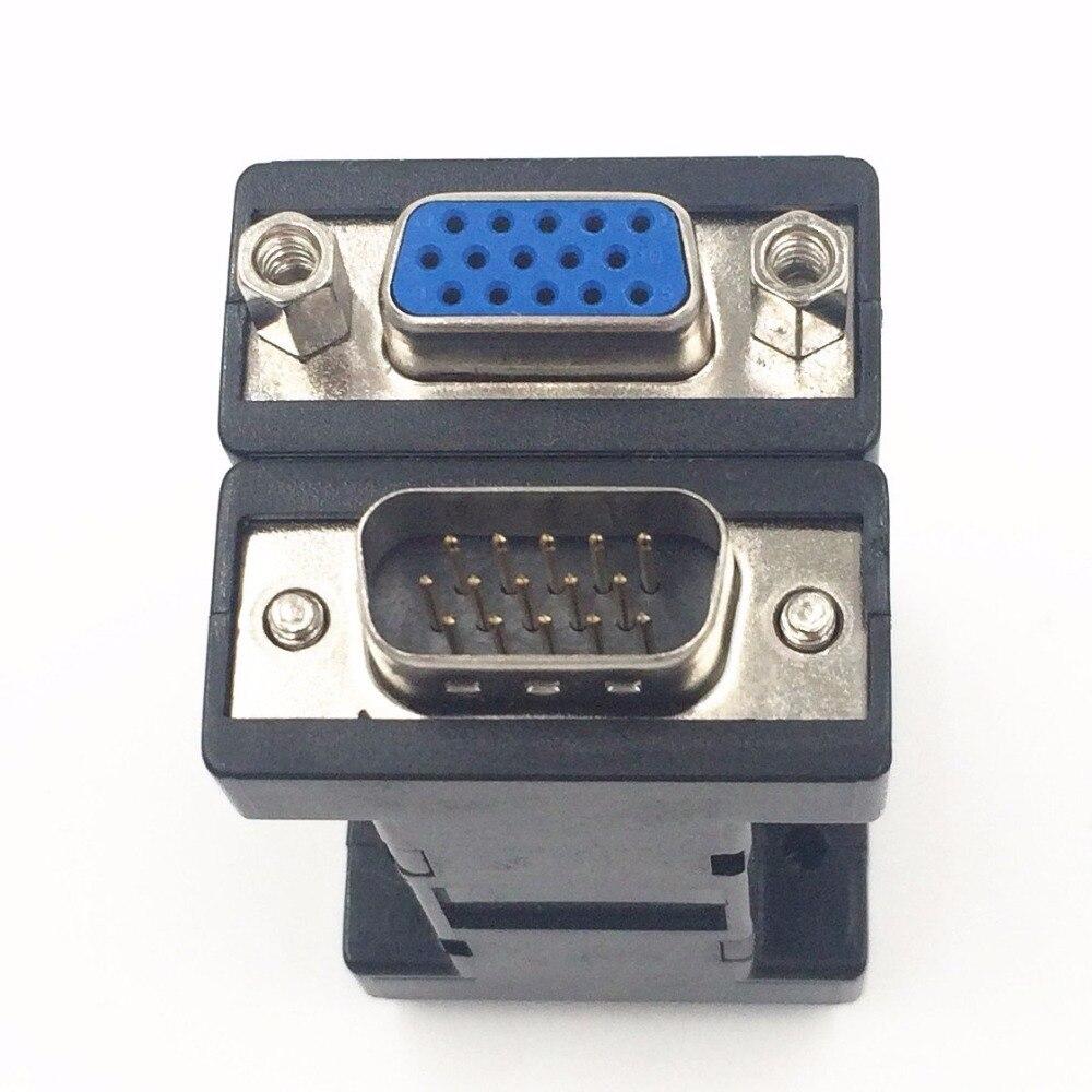 Emulador pasante EDID EMERED-HD15 de FUERAN VGA para usar con - Cables de computadora y conectores - foto 4
