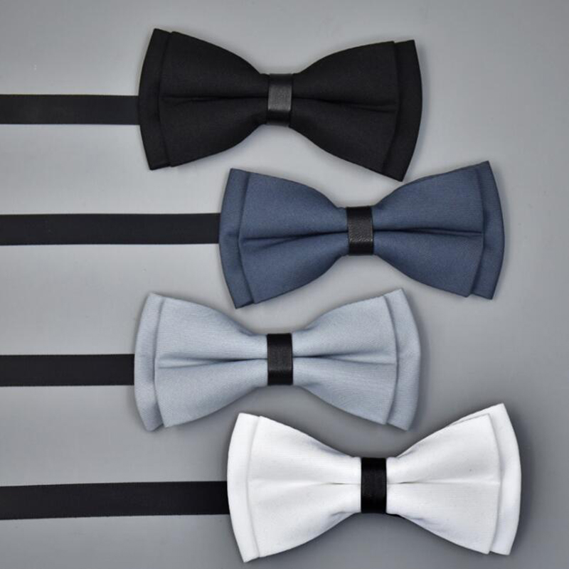 Neuheiten 8 Cm Handarbeit Solide Business Krawatten Luxus Glatte Satin Männer Krawatten Reine Farbe Offizielle Navy Rosa Weddingties Herren-krawatten & Taschentücher