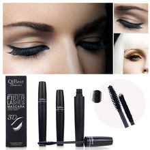 цены на Black tube 3D mascara fiber combination thick and long lash lift lash lift kit lash lifting eyelash serum RQS-y39  в интернет-магазинах
