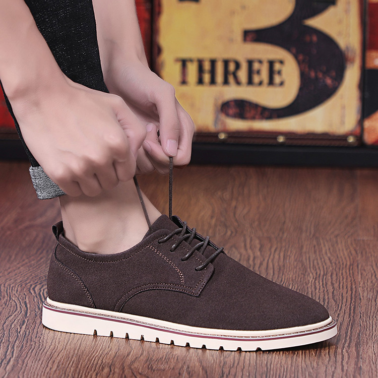 Brown shoes (3)