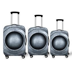 Защитный чемодан Чехлы для мангала для переноса на Чемодан пыле тележка чехол