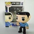 Funko POP de Televisión Star Trek Spock 82 # Más Allá de Acción PVC figura Juguetes Para Niños juguetes de Regalo de Navidad de Alta calidad Para colección