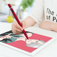 screen pencil samsung Precision Stylus for apple ipad Pro for Samsung Tab A 10.1 Tablet Pencil for iphone draw Write Game Capacitive Screen touch Pen (1)