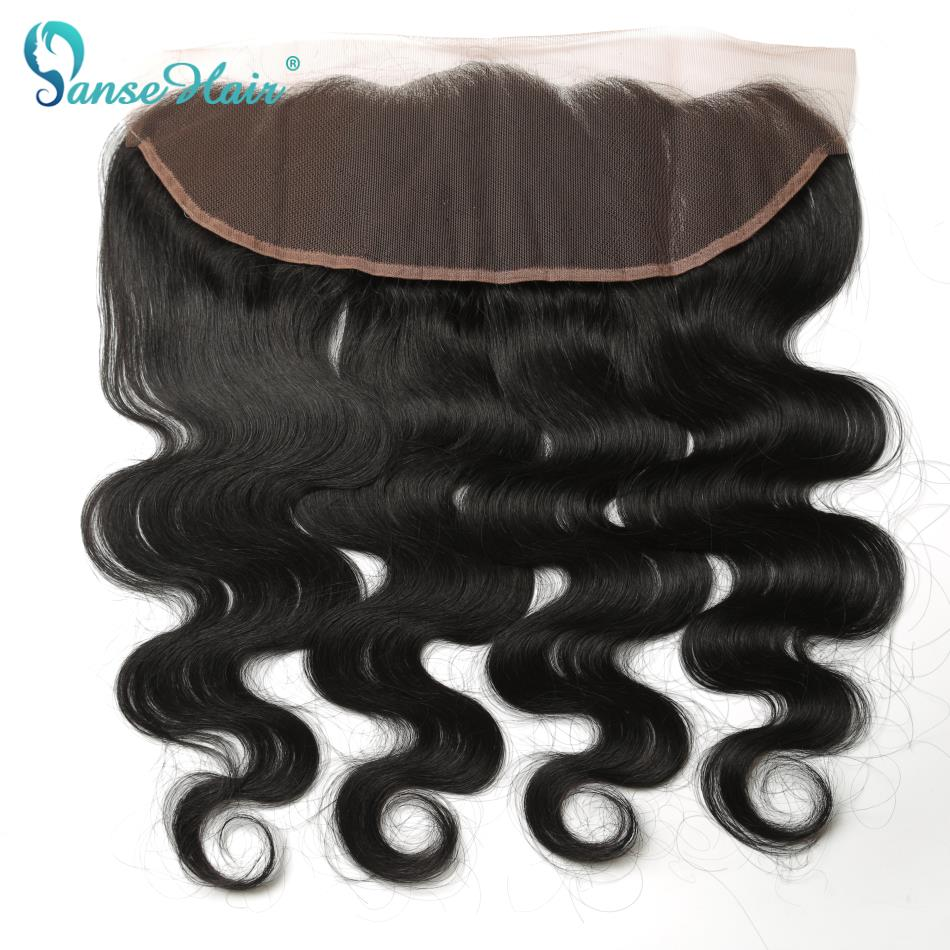 Image 5 - Panse Hair Human Hair Bundles With One Lace Frontal Body Wave Brazilian Hair 3 PCS/Lot Thick Full Bundles Non Remy Free Shipping-in 3/4 Bundles with Closure from Hair Extensions & Wigs
