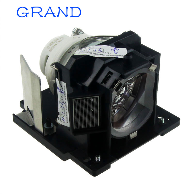 DT01091 Compatible lamp with housing for HITACHI CP-AW100N/D10/ DW10N,ED-AW100N/ AW110N.ED-D10N/ ED-D11N Projectors Happybate compatible projector lamp for hitachi dt01091 cp aw100n cp d10 cp dw10n ed aw100n ed aw110n ed d10n ed d11n hcp q3 hcp q3w
