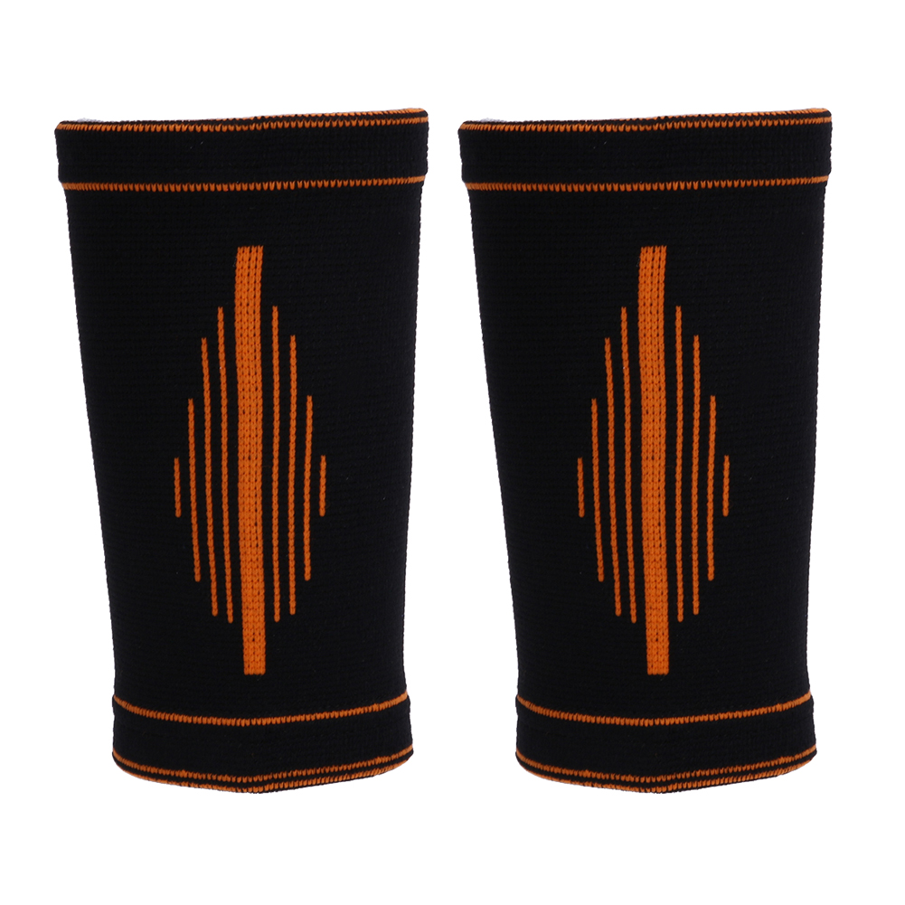 1Pair 2PCS Wrist Support Breathable Elastic Hand Wrist Support Band Protector Brace Elastic Injury Basketball Gym Sports Safety