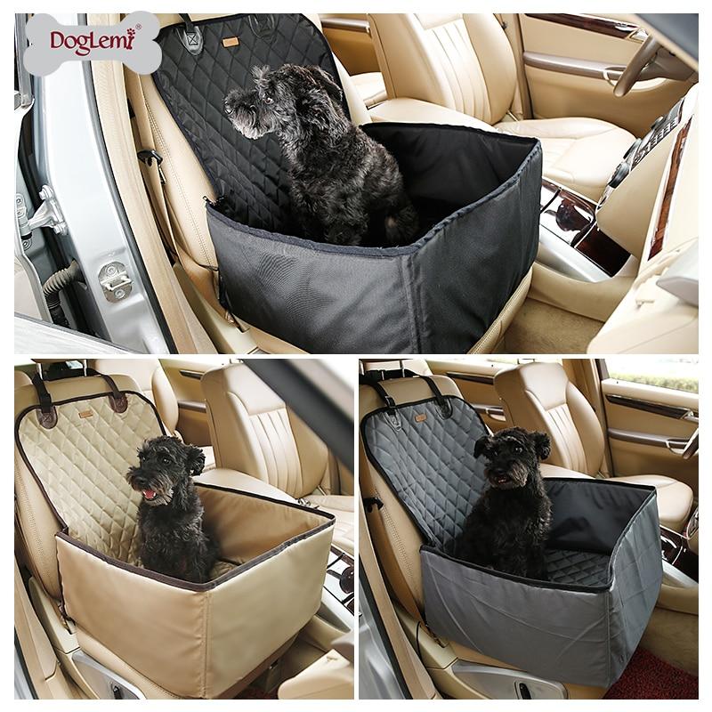 DogLemi 2 in 1 Delux Pet Seat Cover Waterproof Dog Car