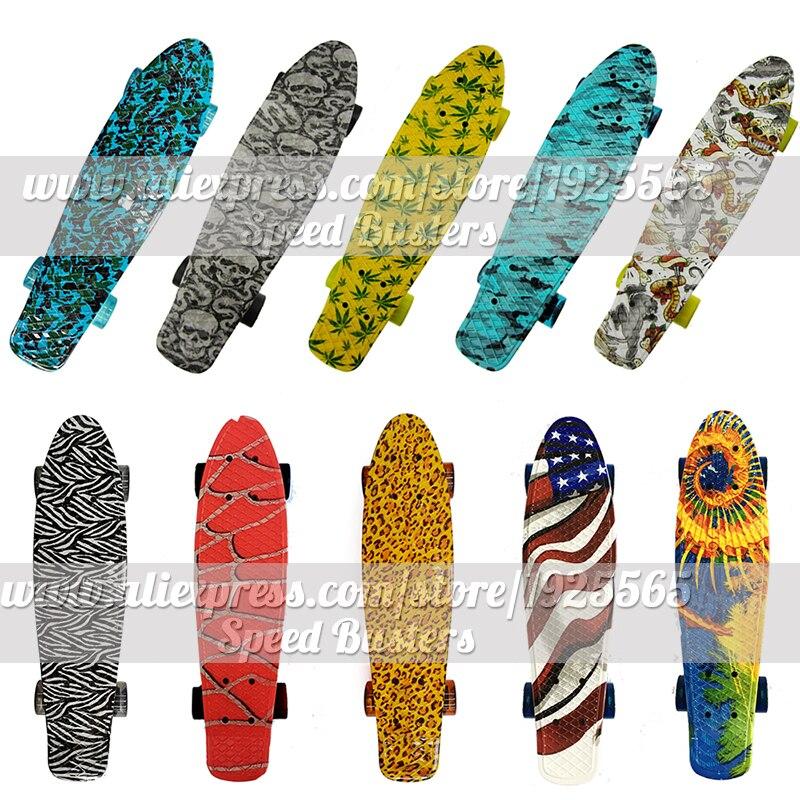 Peny de planche à roulettes mini longboard combo vente 22