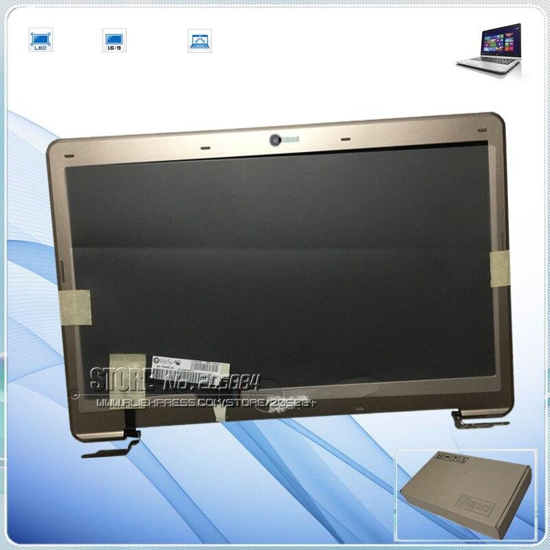 POUR Acer S3-391 951 écran D'ordinateur Portable B133XTF01.0 B133XTF01.1 B133XTF01.2 Supérieure Assemblée partie