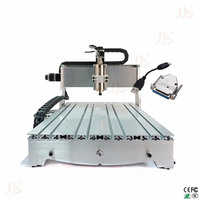 CNC cutter 6040,MACH3 control,3 Axis Pcb Milling machine,Wood Router,CNC carving with High speed