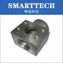Na zamówienie ze stopu aluminium ze stopu aluminium czarny anodowany części do obróbki cnc prototypowanie