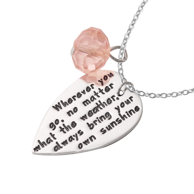 asset products are you than graduation braver believe necklace transformation personalized
