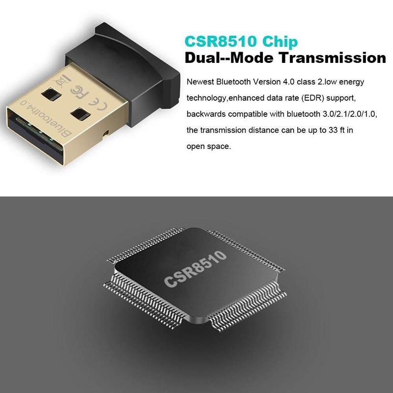 Adaptateur Bluetooth Easyidea Dongle USB pour ordinateur PC - Équipement de réseau - Photo 2