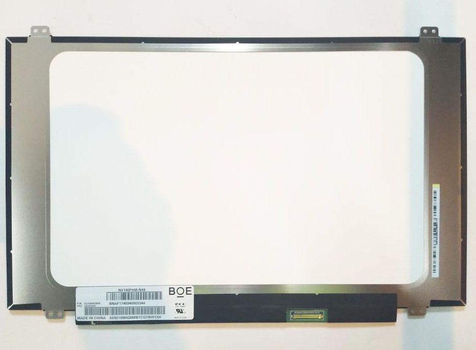 NV140FHM-N49 NV140FHM N49 For Dell Laptop For Boe LCD Screen