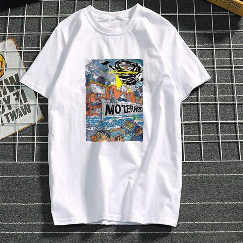 Streetwear Fashion T Shirt Women 2019 Harajuku Aesthetics Cotton Short Sleeve Tshirt Fashion Summer Plus Size Gothic Tops Tees