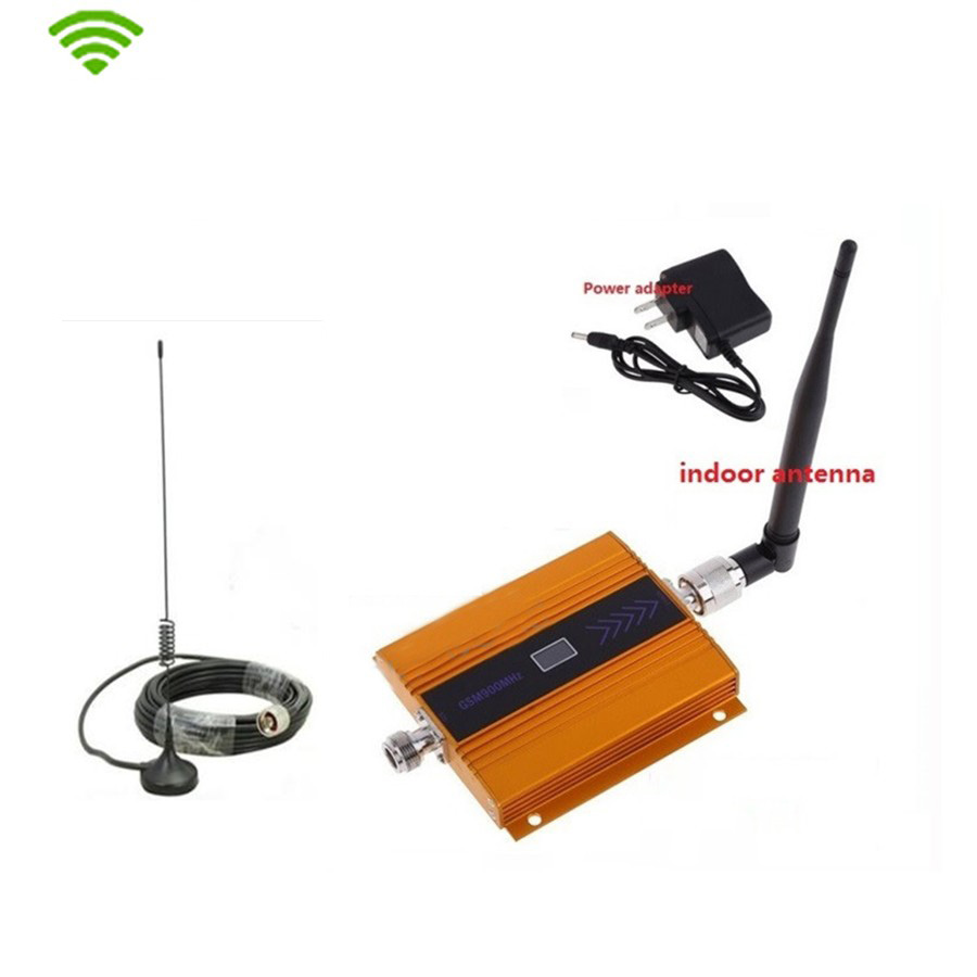 Drop Ship Mini GSM Mobile Phone Signal Repeater,900 Mhz Signal Booster,900MHz GSM Amplifier/Receivers, Cover 200 Square Meter