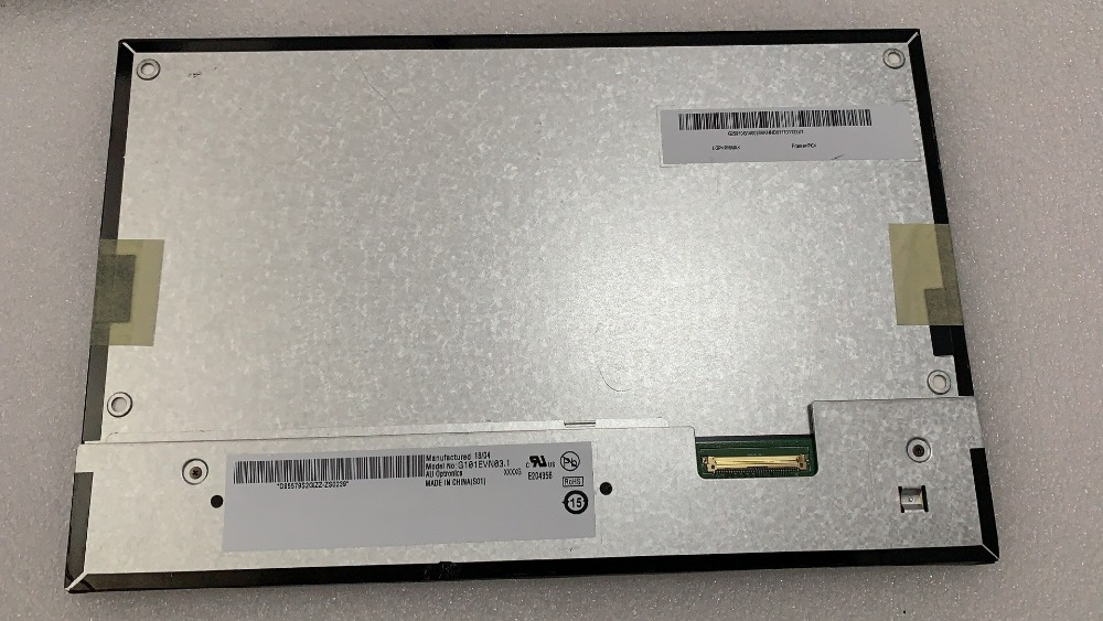 Original A+ Grade 10.1 inch G101EVN03.1 LCD panel Screen 12 months warrantyOriginal A+ Grade 10.1 inch G101EVN03.1 LCD panel Screen 12 months warranty