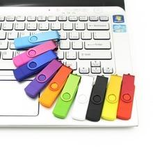 Mix color wholesale USB Flash Drive 16gb pendrive OTG Smart Phone 4gb Flash Drive 16gb usb 32gb USB Flash Drive 50PSC/1bag