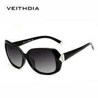 Fashion Sunglasses Women Polarized Lens Eyes Protect Sun Glasses Ladies Brand Designer Vintage Oculos De Sol