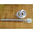 2100mhz 3g yagi external antenna 18dbi 3G yagi outdoor antenna with 10m cable