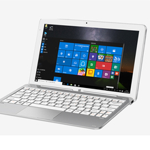 Cube Mix Plus 2 in 1Windows 10 Intel Kaby Lake Core M3-7Y30 Dual Core 1.61GHz 10.6 inch IPS Capacitive Screen 4GB RAM 128GB SSD
