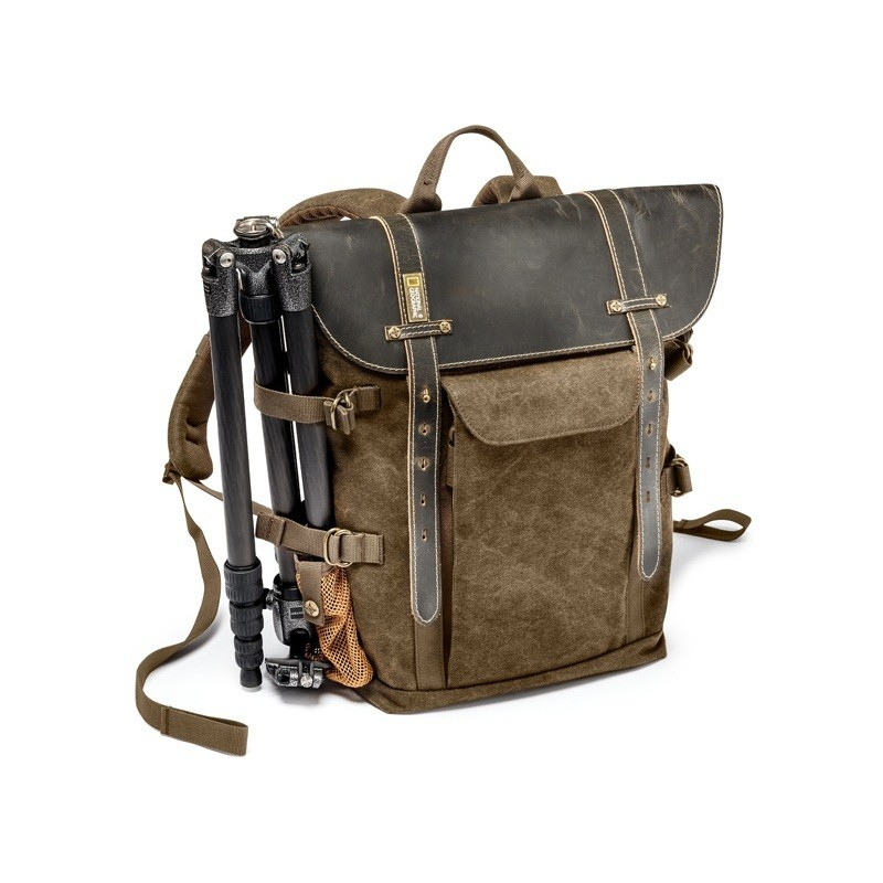Tripod Pouch Geographic Action 4
