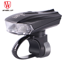 Bicycle Smart Head Light Bike Intelligent Front Lamp USB Rechargeable Handlebar LED Lantern Flashlight Movement Action Sensor все цены