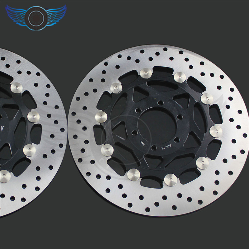 motorcycle  MY Front Brake Disc Rotor BU  for  YAMAHA XJR400 1993 1994 1995 1996 1997 1998 1999 2000 2001 2002 2003 2004 2005