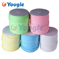 YOUGLE 1000 feet Spool 9 Strand Cores 550 Luminous Glow in the Dark GITD Paracord Parachute Cord Fast Express Shipping