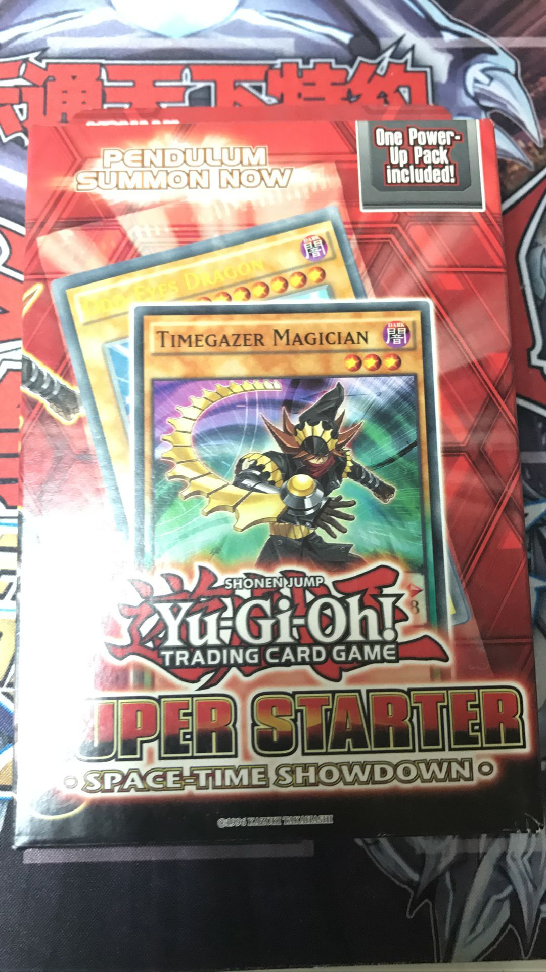 Yugioh 2014 Trading Card Game Super Starter Deck SPACE-TIME SHOWDOWN image