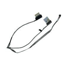 Frete Grátis LCD vídeo flex Cable para DELL inspiron 3537 3737 5521 5537 5737 3521 15.6
