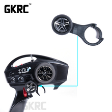 TQI controlador de volante de una mano para coche trepador de control remoto, Traxxas Trx4, Ford Bronco Ranger, Unidad Táctica de Trx 4, 1/10