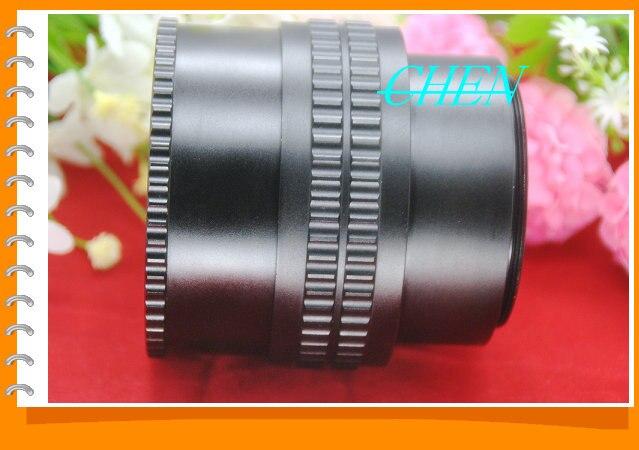 M65-m65 36-90 M65 à M65 adaptateur de bague hélicoïdale de mise au point 36-90mm Tube d'extension Macro