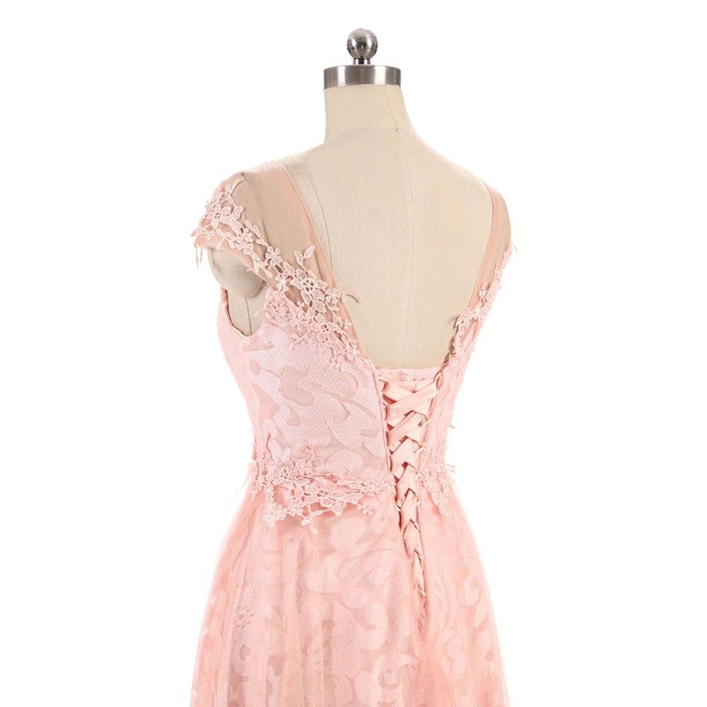 Moderno Vestido De Novia De Gasa Longitud Del Té Molde - Colección ...