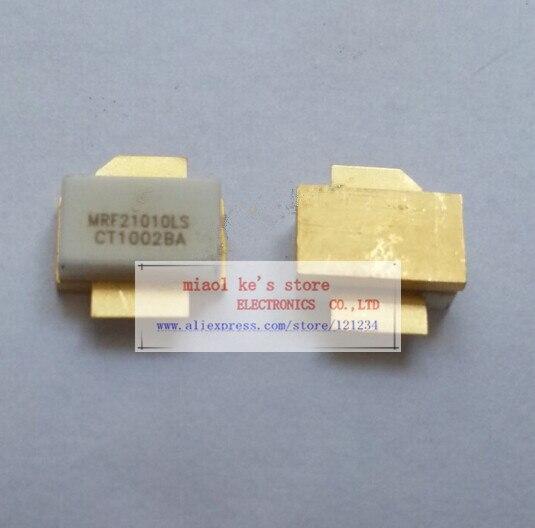 MRF21010LS  MRF21010LSR1    [RF POWER MOSFETs TRANSISTOR]  CASE 360C-05, STYLE 1 NI-360S