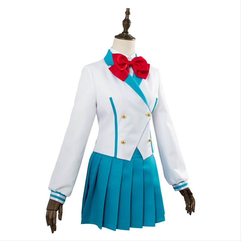 Costumes & Accessories Invisible Victory Kaname Chidori School Uniform Dress Cosplay Costume Halloween Carnival Cosplay Costume The Cheapest Price Anime Full Metal Panic